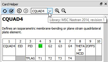 Card helper library tooltip - NastPad